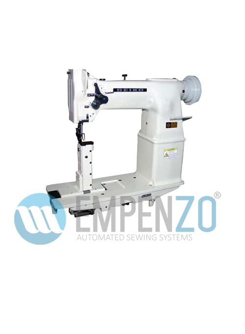 PW series High speed, Post bed, Vertical axis hook, Drop feed, Reverse stitch, Lockstitch machines. - empenzo.online