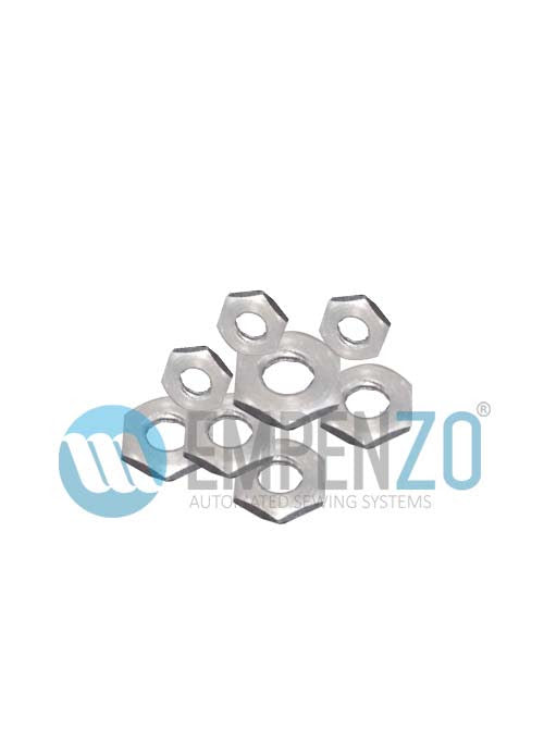 Piston Arm U Nut For KM 921 AR, AGM Special Straight Curved Waistband Machine - empenzo.online