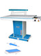 Wide Type Vacuum Ironing Board with arm apparatus - empenzo.online