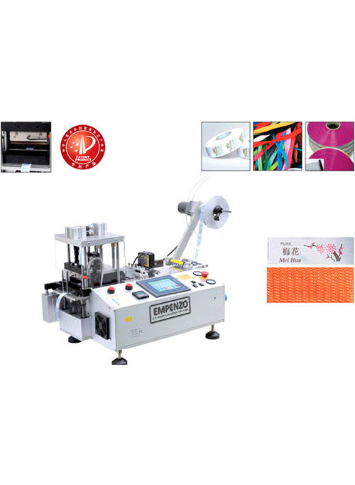 Multifunction Auto-cutting machine(hot knife) - Empenzo Automated Sewing Systems