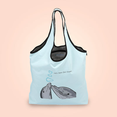 Dolphins Bag (Large and small)