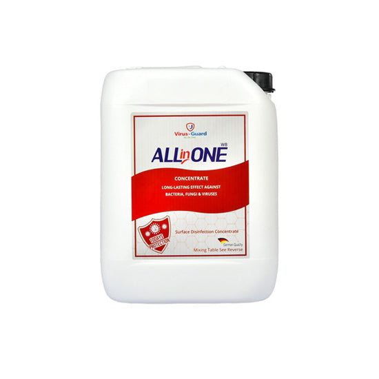 All in One Disinfection Concentrate 5L