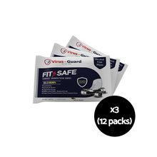 Load image into Gallery viewer, Fit & Safe Disinfection Wipes - 20 Wipes Per Pack