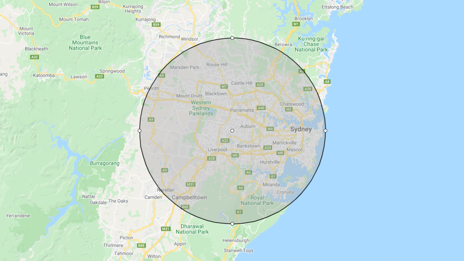 Same/Next Day Plant Delivery in Sydney NSW - Postcodes of Eligible Suburbs