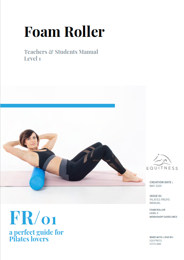 Foam Roller Level 1 - Manual  - Interactive PDF