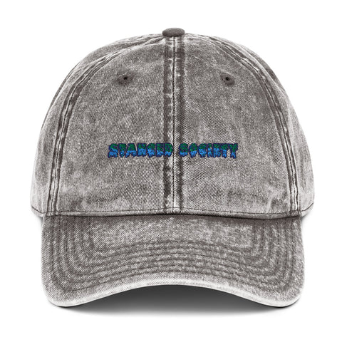 "Stanced Society ""dripping"" dad cap"