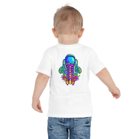 Coilover Popsicle Toddler Short Sleeve Tee