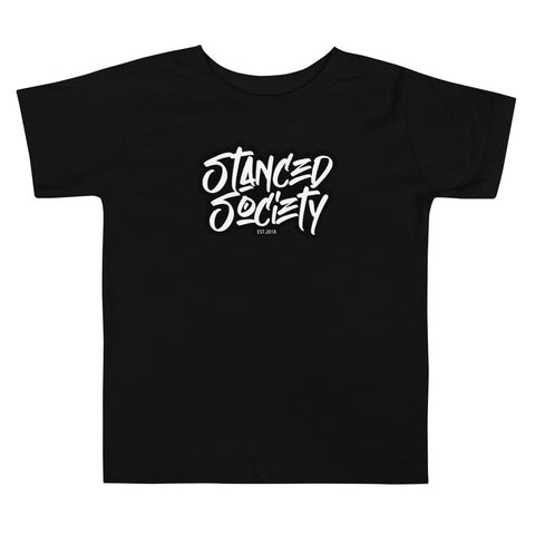 "Stanced Society ""OG"" Toddler Short Sleeve Tee"