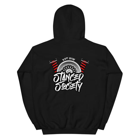 Static Stanced Society hoodie