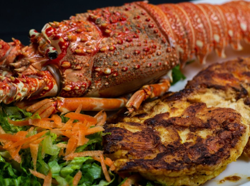 Lobster Grilled Al Aktham