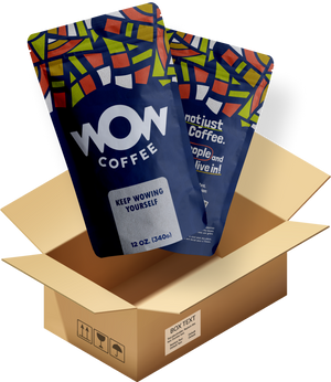 Coffee Subscription - WOW Coffee Roasters