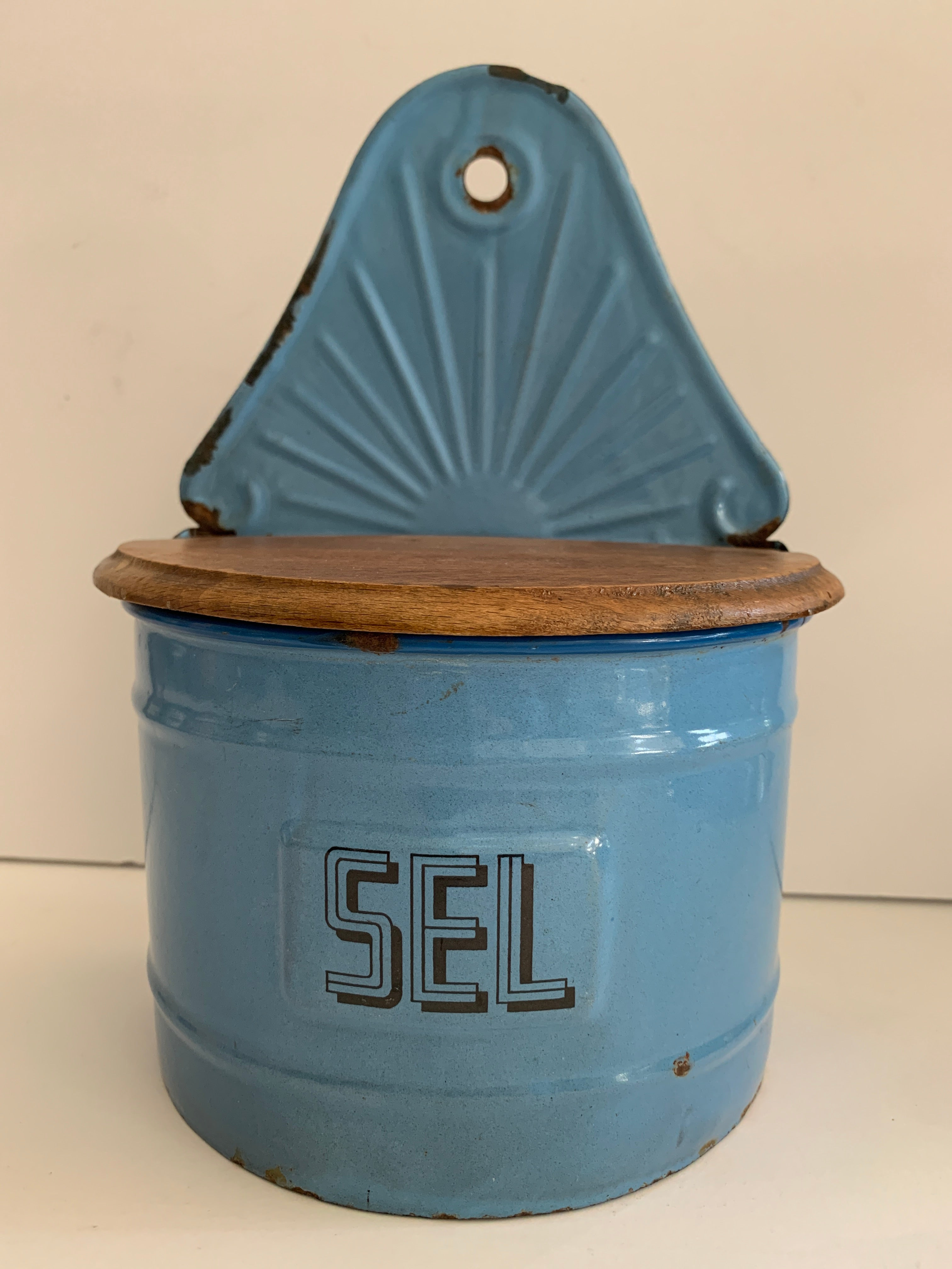 "French Salt Box - ""Sel"""