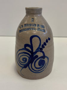 1977 Reproduction of a Stoneware Jug Maine