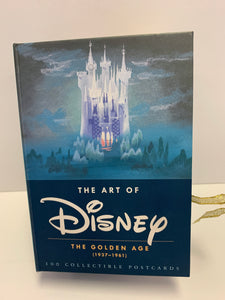 The Art of Disney Postcards