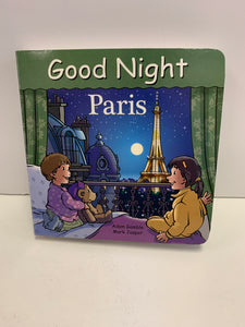"""Good Night Paris"""