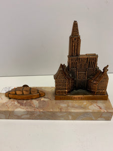 Strasbourg Cathedral Souvenir Card Holder
