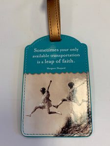 Luggage Tag - Leap of Faith