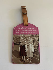 Luggage Tag - It Doesn't Matter