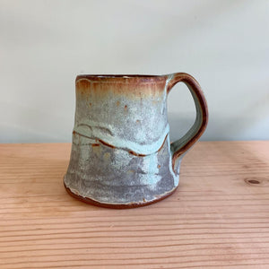 Copper Wave Mug