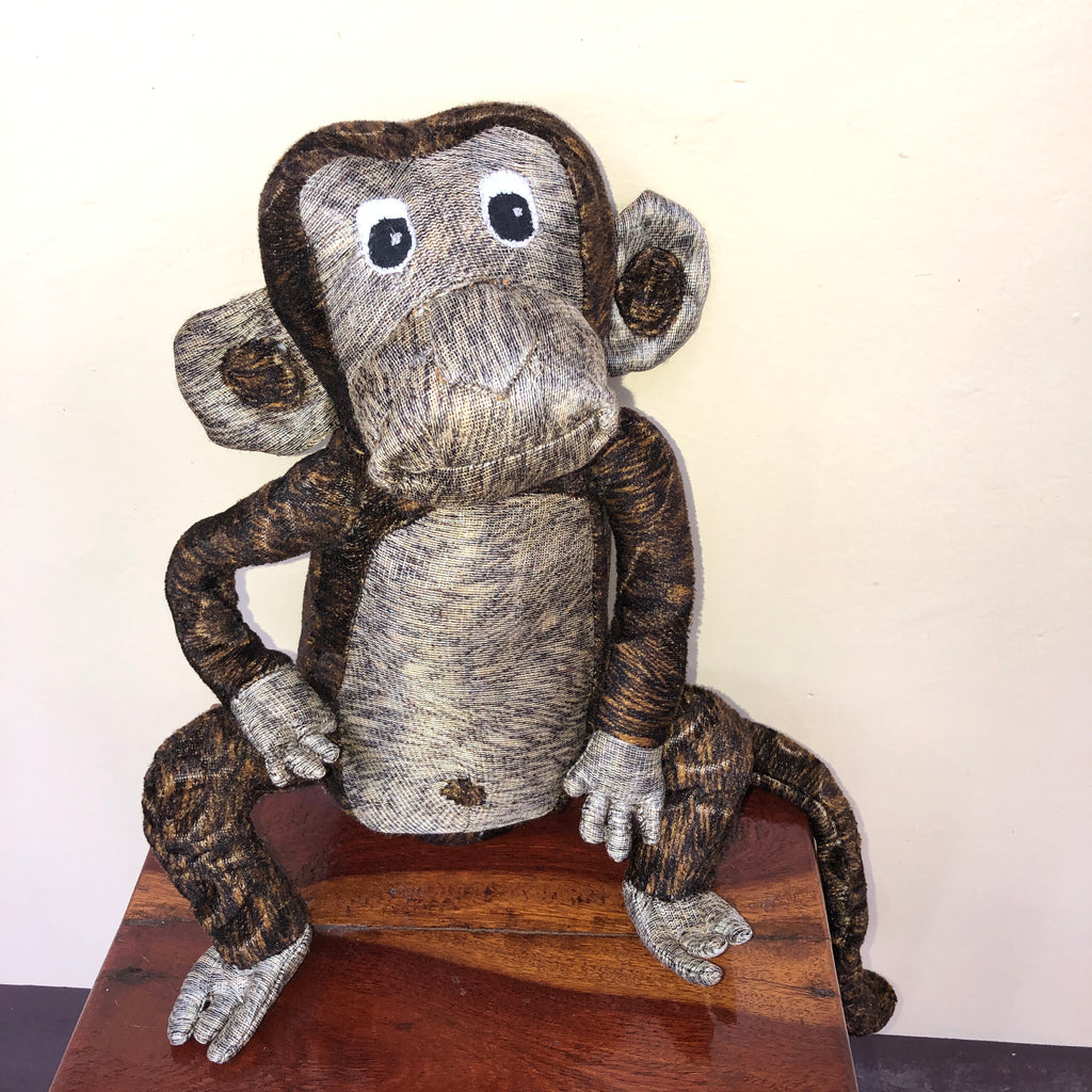 Pee-Wee the Monkey (Hand Made)