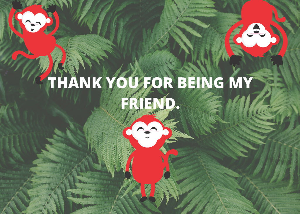 Thank You For Being My Friend coniknepper.com