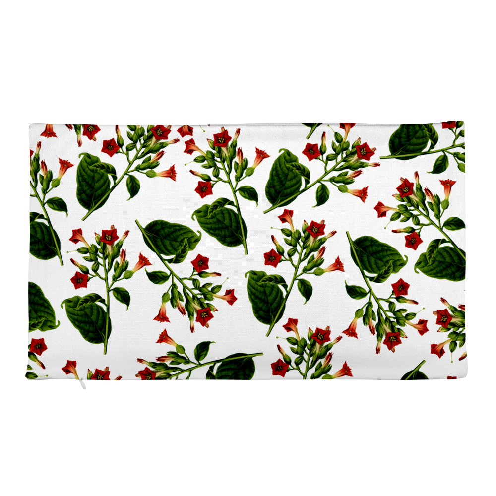 Nicotiana Pillow Case
