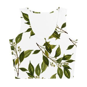 Camphor Crop Top