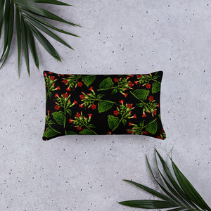 Nicotiana Pillow