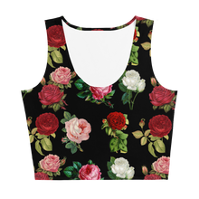 Load image into Gallery viewer, Rose Crop Top