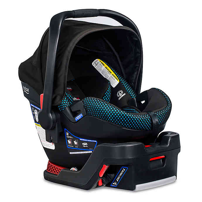 BRITAX® B-Safe Ultra Cool Flow Car Seat in Teal