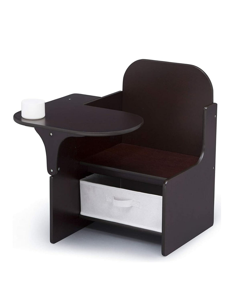 Delta Children MySize Chair Desk with Storage Bin