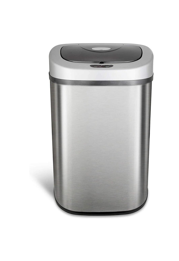 NINE_STARS Infrared Motion Sensor Trash Can