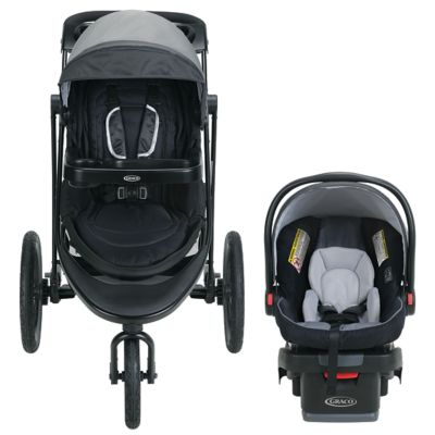 Graco Modes Jogger SE Travel System - Rapids