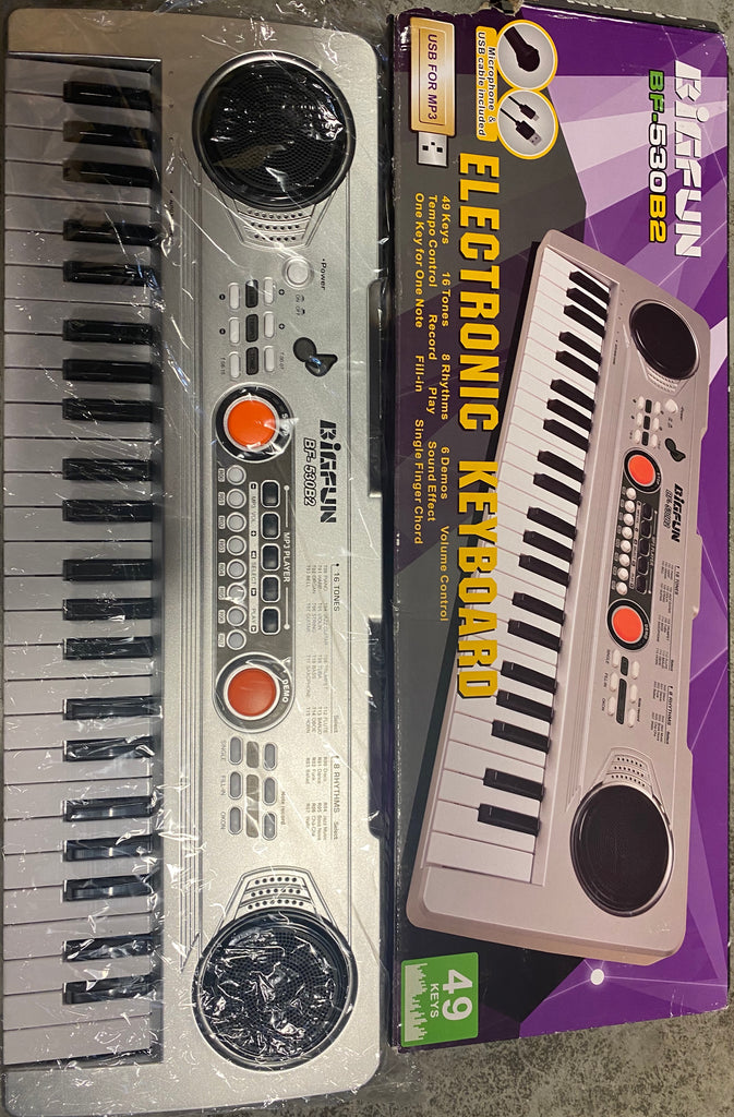 BIGFUN 49 keys electronic keyboard