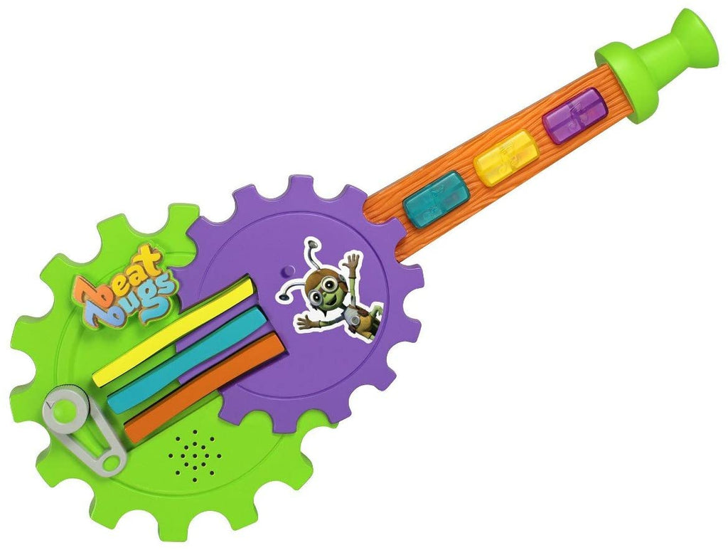 UPD Beat Bugs Band Crick's Guitar, Multicolor