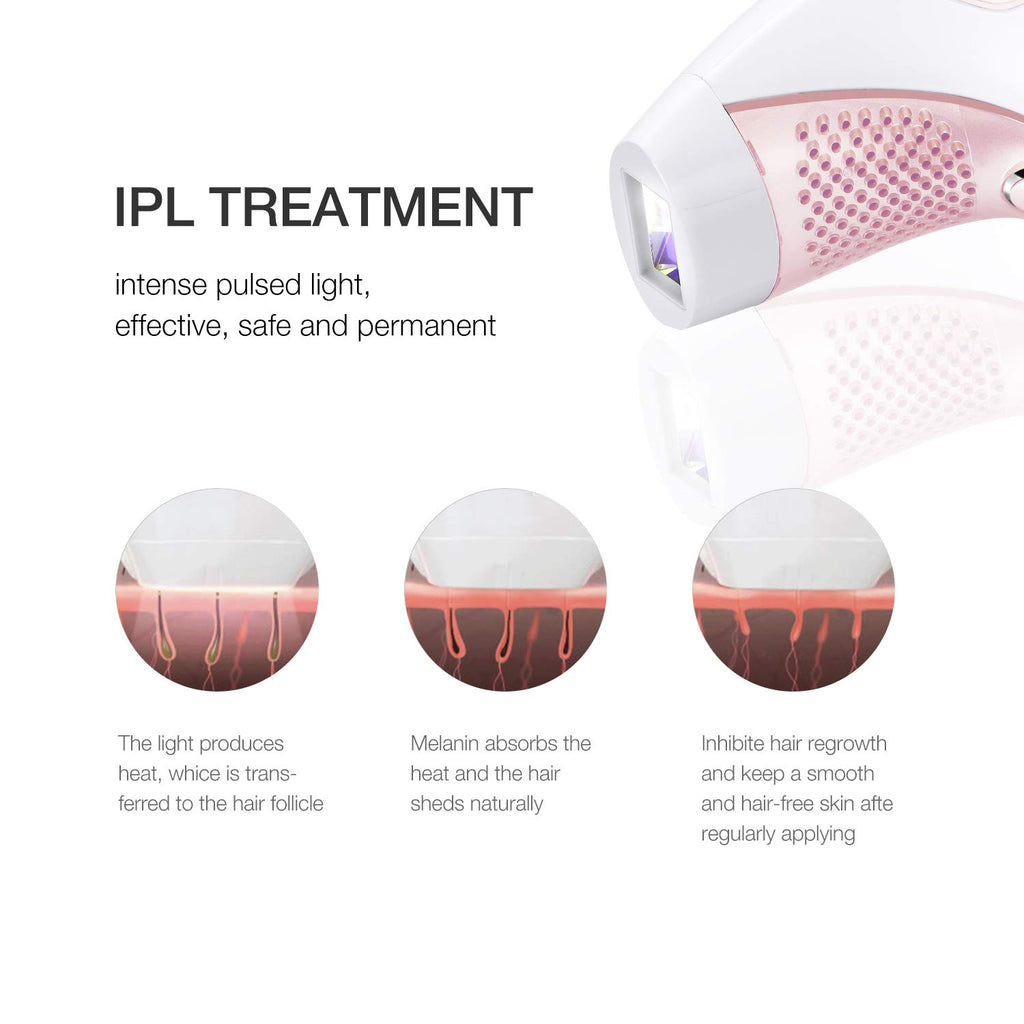 COSBEAUTY IPL Permanent Hair Removal System