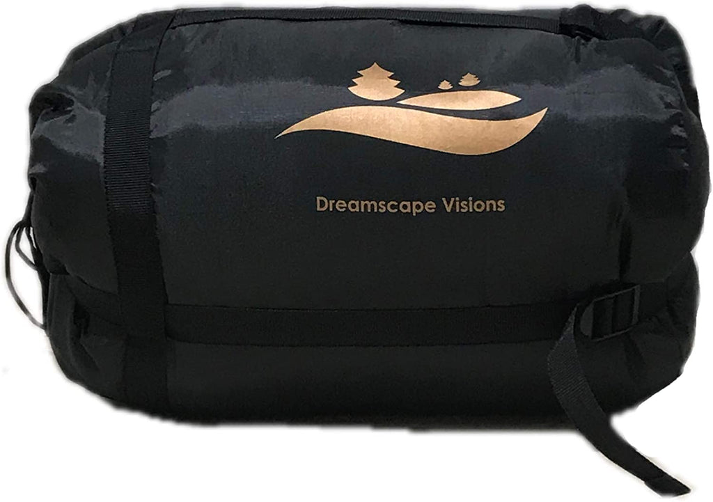 Dreamscape Visions DV-55 Sleeping Bag with Compression Sack - Adult