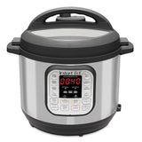 Instant Pot DUO60 6-Quart 7-in-1 Multi-Use Programmable Pressure Cooker, Slow Cooker, Rice Cooker, Sauté, Steamer, Yogurt Maker and Warmer