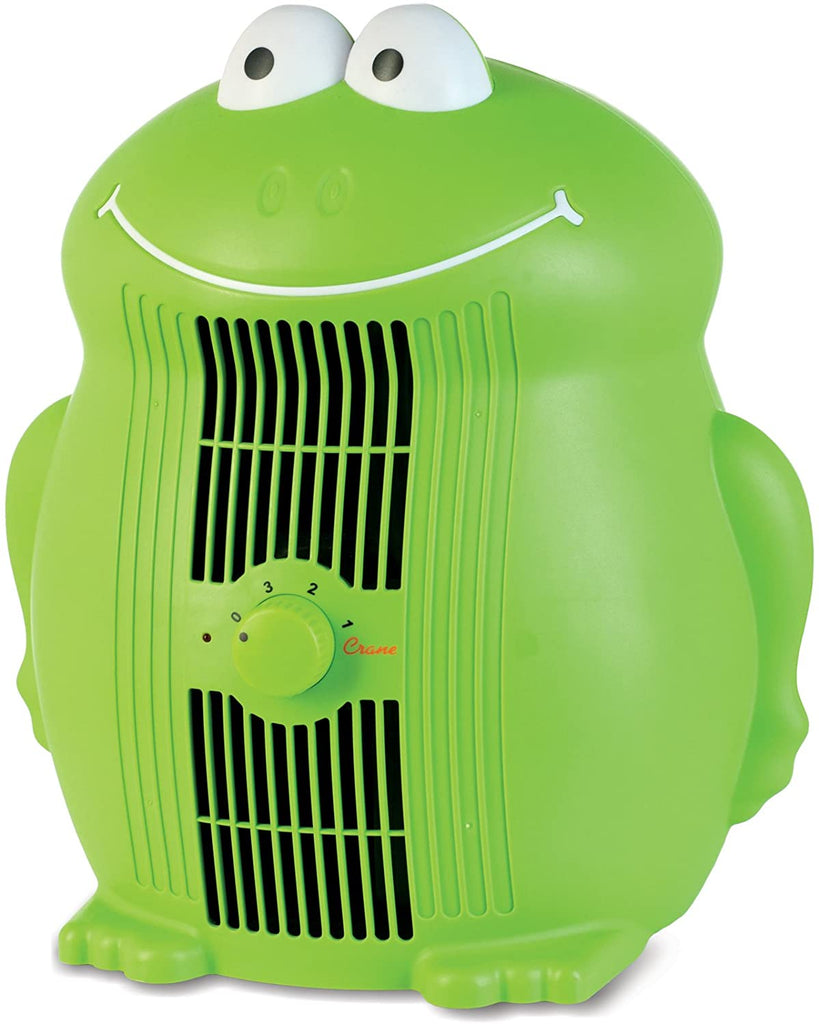 Crane Air Purifier for Kids, Frog