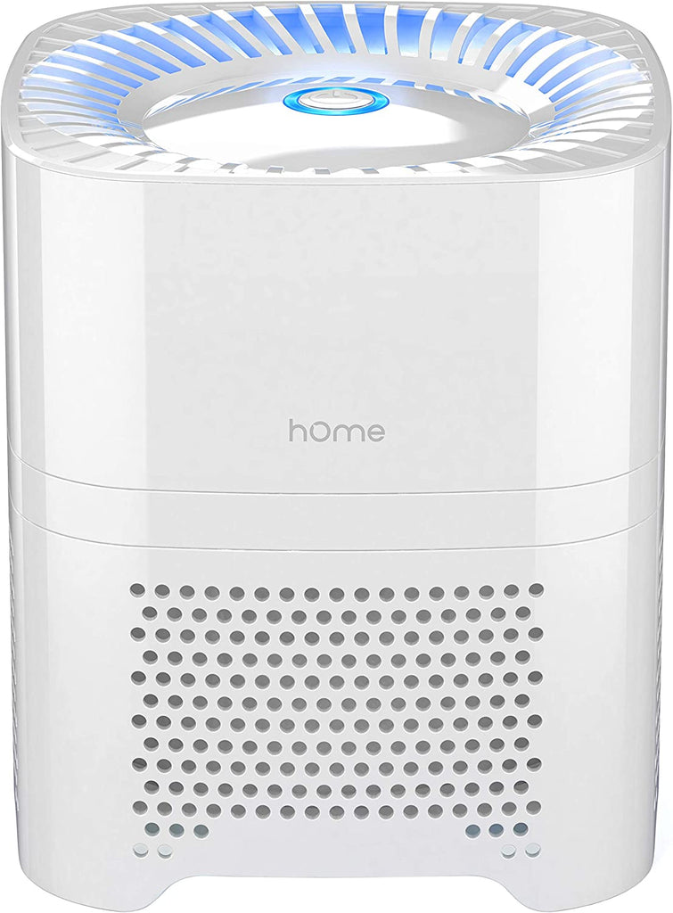 hOmeLabs 3-in-1 Compact Ionic HEPA Air Purifier