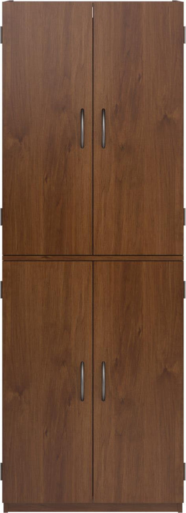 Mainstays Storage Cabinet Medium Brown
