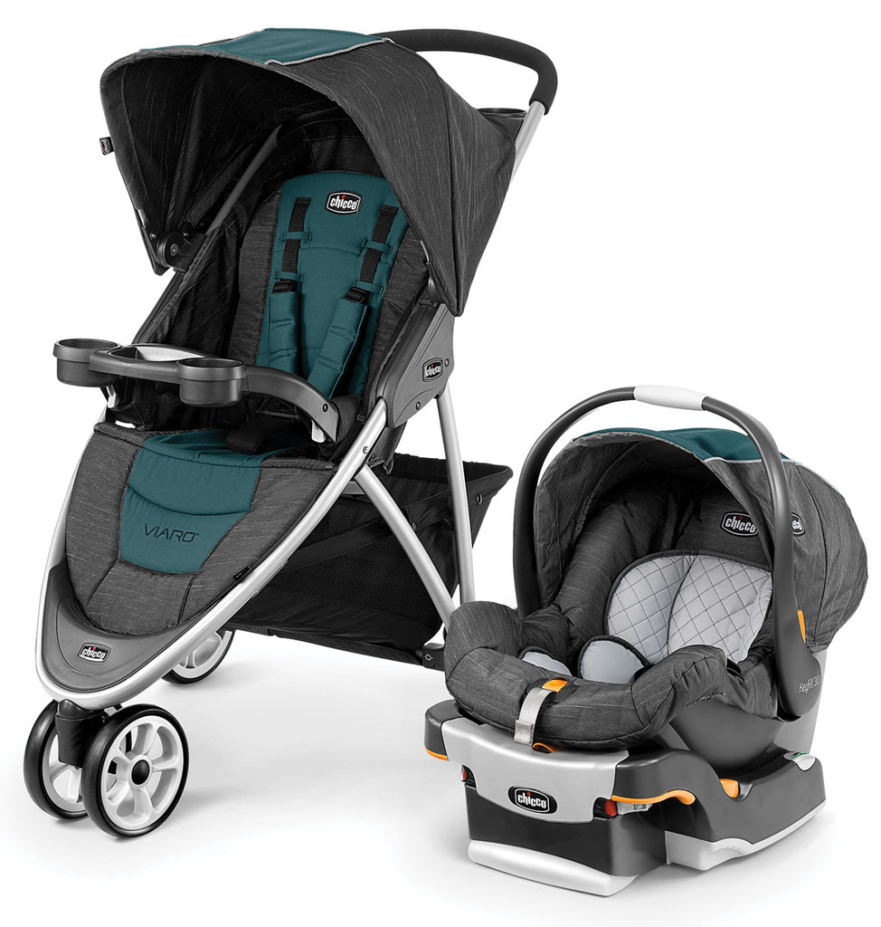 Chicco Viaro Travel System - verdant