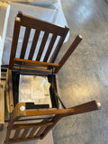 Arts and Crafts Folding Chair Set of 2