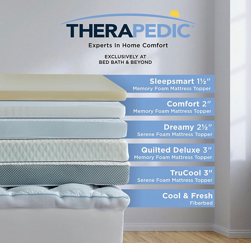 TheraPedic TruCool Diamond Luxury