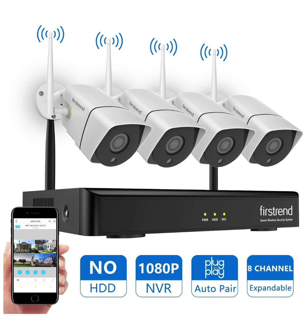 Firstrend HD Security Camera System