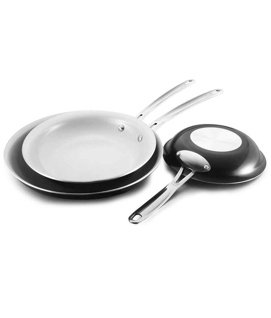 Cooker King Ceramic Nonstick Frying Pans