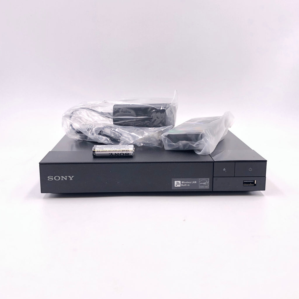 Sony BDPS3700 Streaming Blu-Ray Disc Player with Wi-Fi