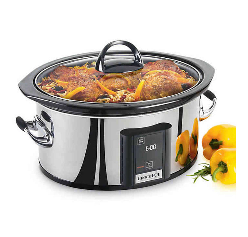 Crockpot 6.5QT Slowcooker