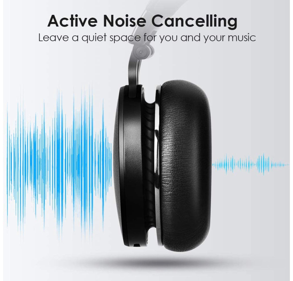 FIIL Active Noise Cancelling Headphones *New Sealed Box*