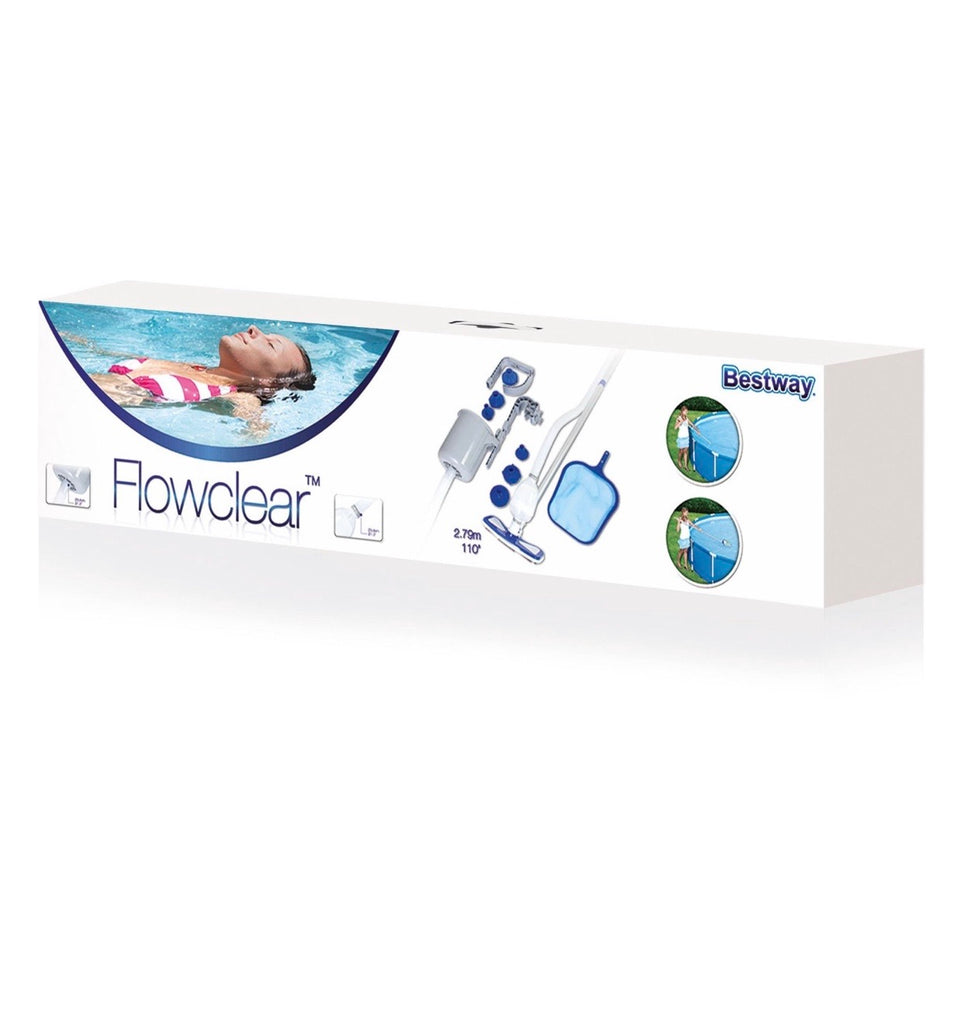Flowclear Deluxe Maintenance Pool Kit